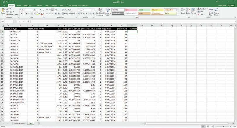 How to make a PivotTable with more than two variables.