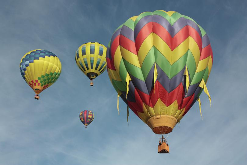 25th Annual Sonoma County Hot Air Balloon Classic: Sean Freese, https://goo.gl/ET1nEi, licensed under CC BY 2.0